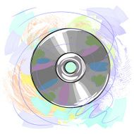Colorful CD ROM
