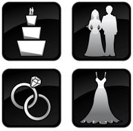 Wedding Icons N41