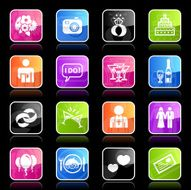 Ubergloss Icons - Marriage