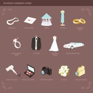 Wedding Planning Icons (1)