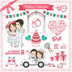 Happy Wedding Card N2