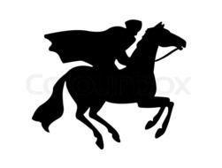 20 Gallery Images For Galloping Horse And Rider Silhouette