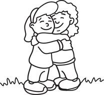 10 Hug Frees That You Can Download To Computer clipart