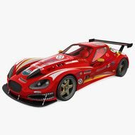 18 Animated Race Cars Frees That You Can Download To