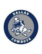 Logo dallas cowboys drawing