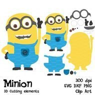 Minions Despicable Me drawing