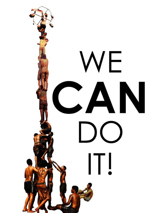 image we can do it