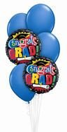 Clipart of Graduation Balloons