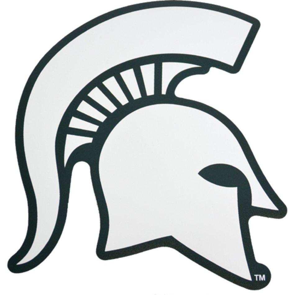 Michigan State University Logos Download - Michigan State Spartans Logo  Clipart (#1537599) - PinClipart