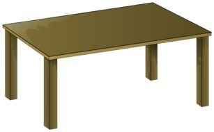 Clipart of a Table