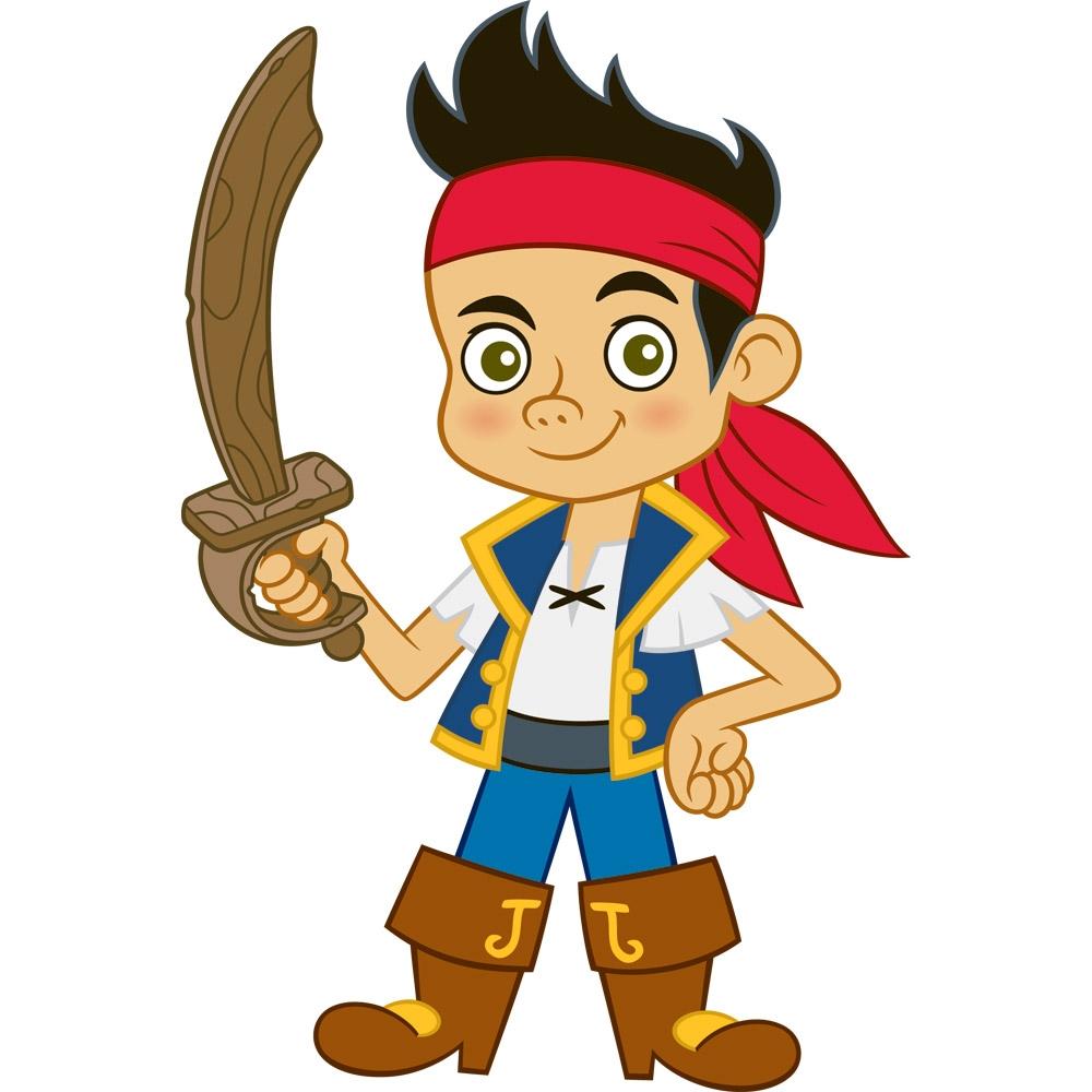 Картинки мультяшный пират