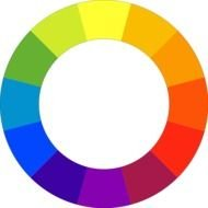 Different colorful circle clipart