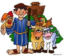clipart of the noah and the ark