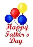 clipart of the Fathers Day greeting card
