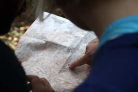 map explore adventure