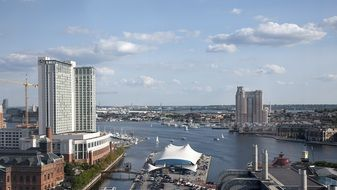 picture of the baltimore city