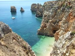 Portugal Qashqai Holiday Sea Free Image - Qashqai portugal map