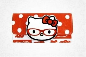 Hello Kitty case drawing