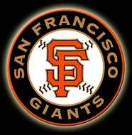 Symbol of Sf Giants World Series 2014