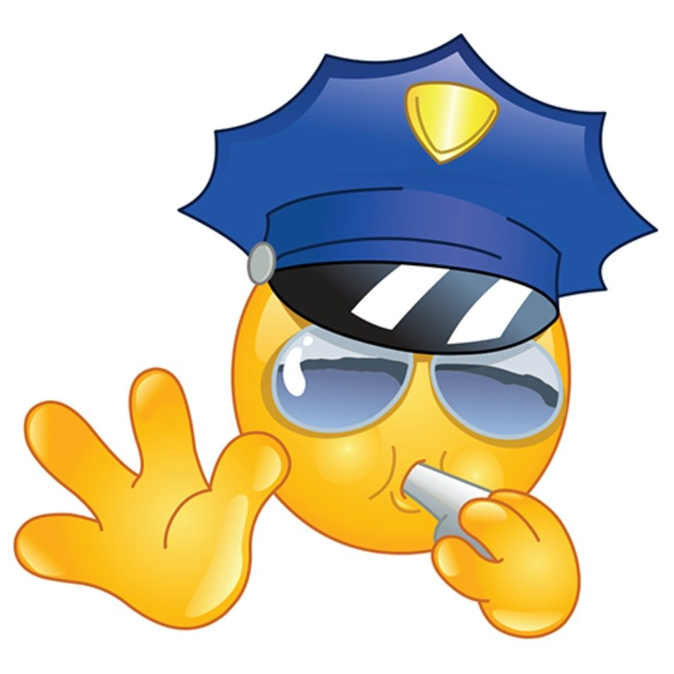 police officer emoticon facebook symbols and chat emoticons clipart free image police officer emoticon facebook symbols and chat emoticons clipart