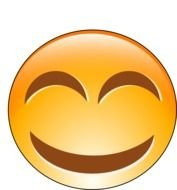 Happy smiling face clipart