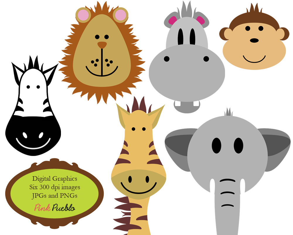 Zoo Animals Clipart Wallpaper Baby Animal Clip Art clipart free image