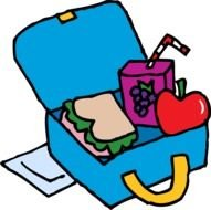 clipart of the lunch box