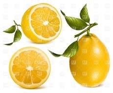 clipart of the lemons