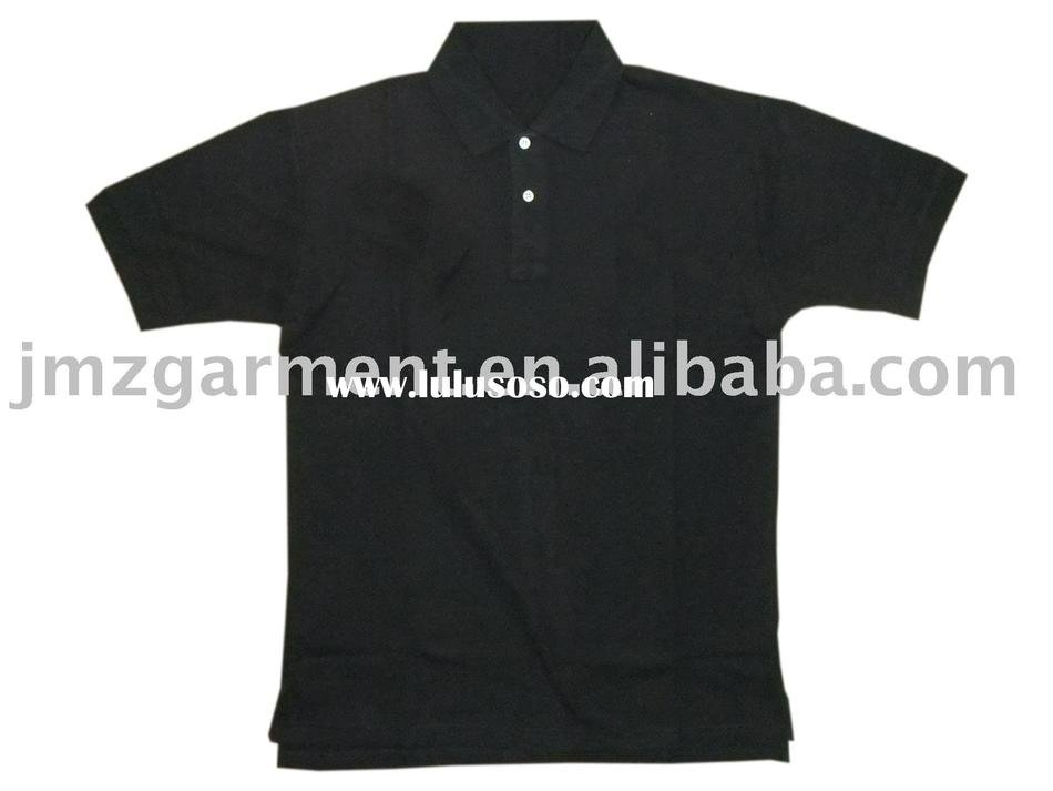 black t-shirt with inscriptions