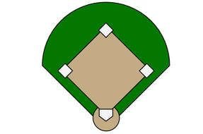 Baseball Diagram drawing