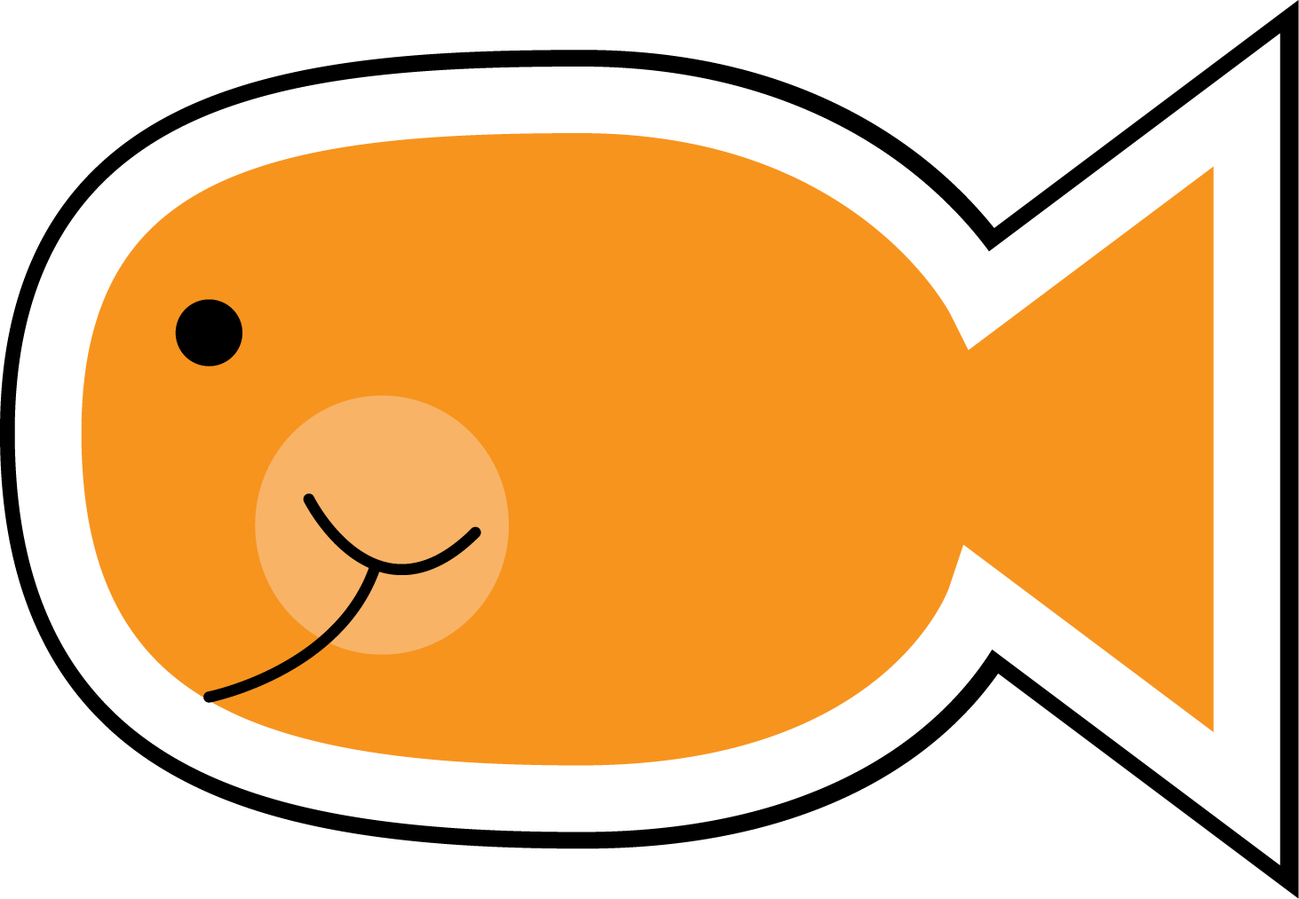 Cute Fish Right Click On Him To Visit Love Two Teach And