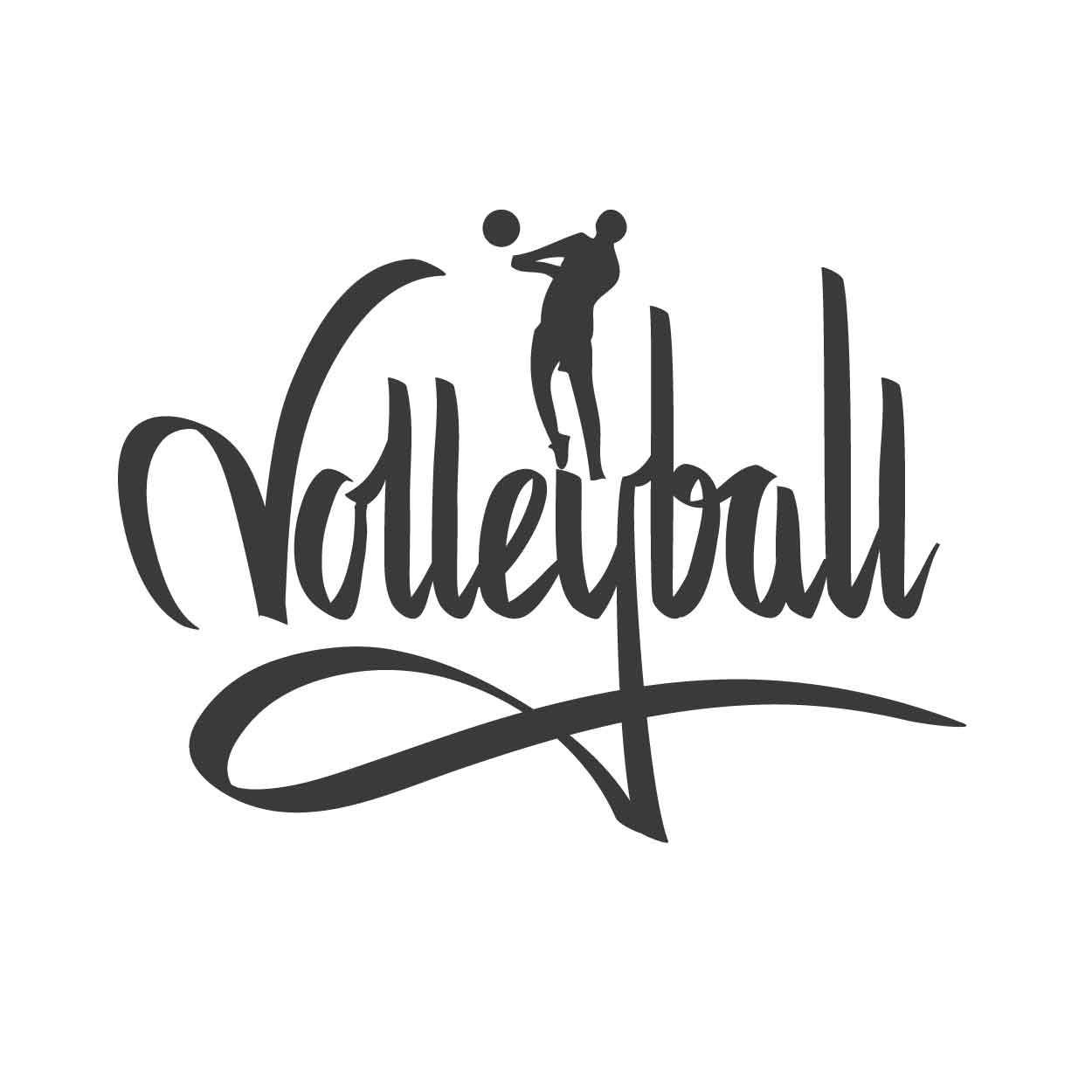 Открытка дню, волейбол картинки с надписью