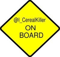 i cerealkiller on board drawing