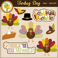 thanksgiving clipart with birds