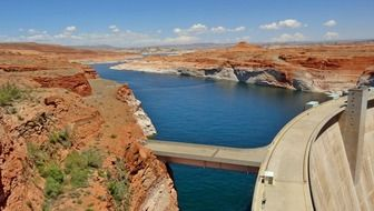 lake powell ,national park