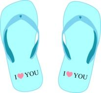 bathing shoe thongs slippers