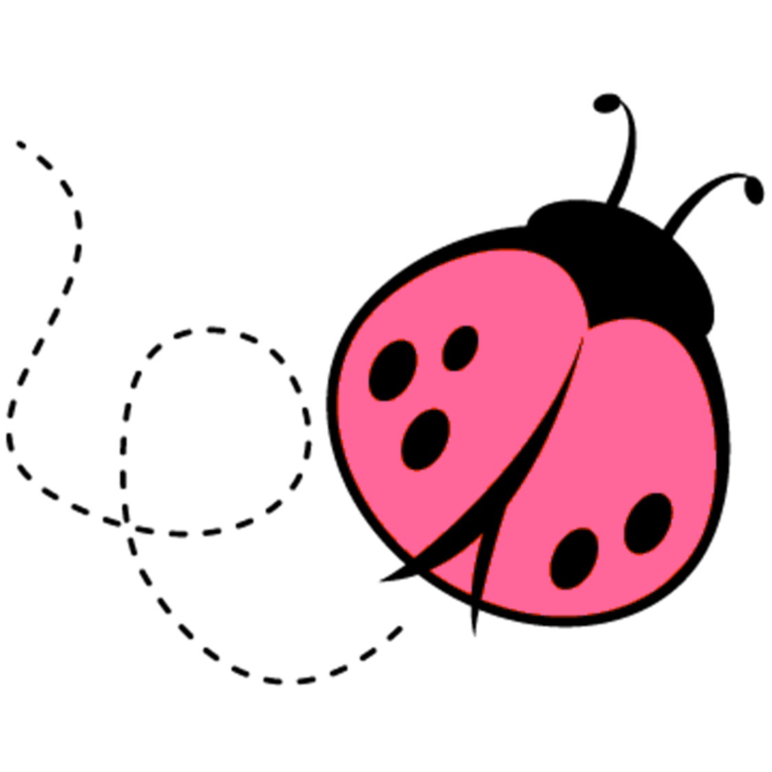 graphic regarding Ladybug Template Printable referred to as Printable Ladybug Template Cake Guidelines And Ideas clipart