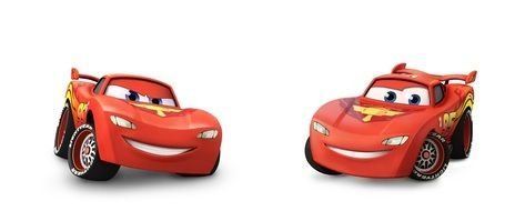 Clipart of Cars Characters