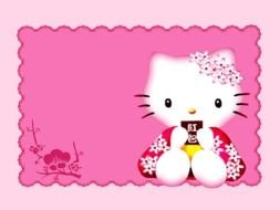 Clipart of Hello Kitty Wallpapers