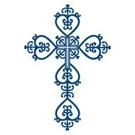 Fancy Cross, Lace Design