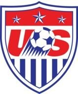us soccer team logo