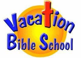 Vacation Bible school drawing