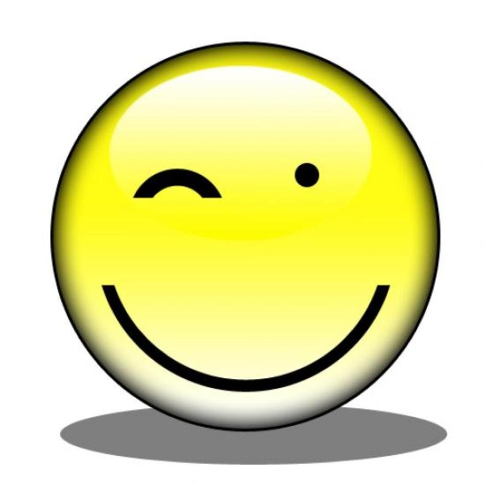 Winky Smiley Face Gif | www.pixshark.com - Images ...