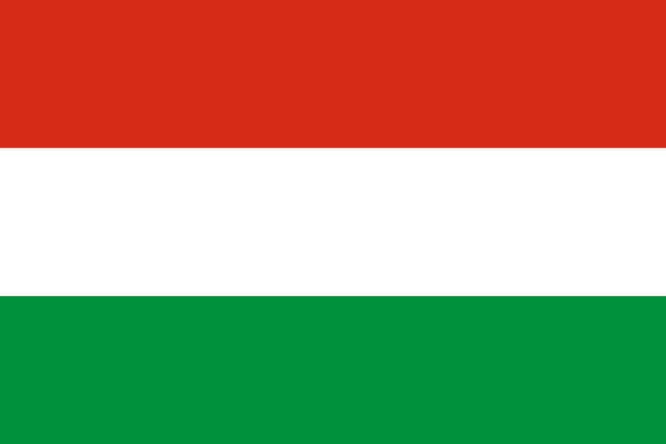tricolor flag of Hungary