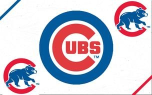 Chicago Cubs Logo drawing
