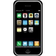 Black Iphone clipart