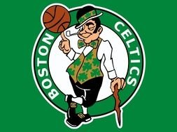 boston celtics drawing