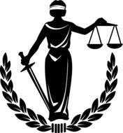 Themis with Scales of Justice