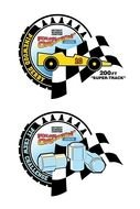 Pinewood Derby Logo drawing