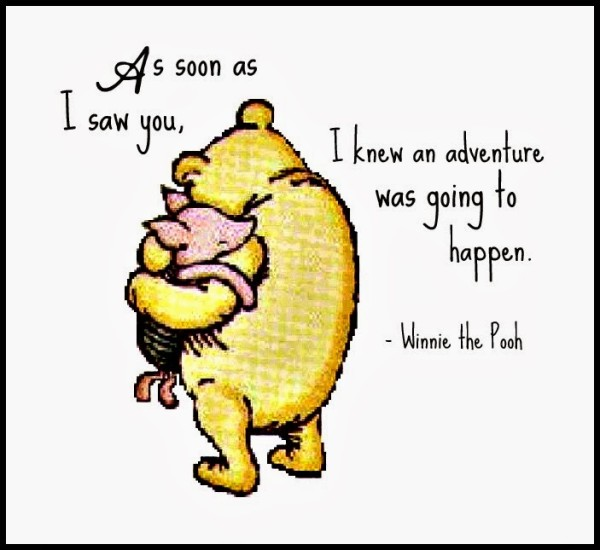 20 Winnie Pooh Quotes Of Inspiration free image